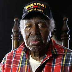 Senior Adult World War Two Veteran